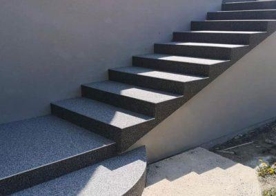 Escalier à Dole