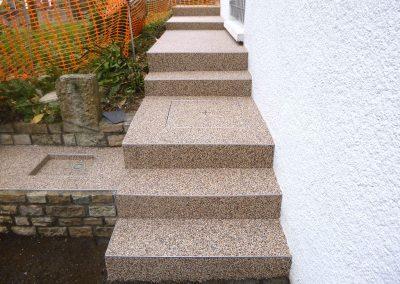 Escalier à Franois